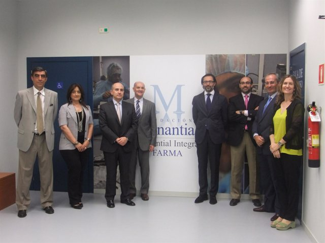 Visita Manantial Integra Farma