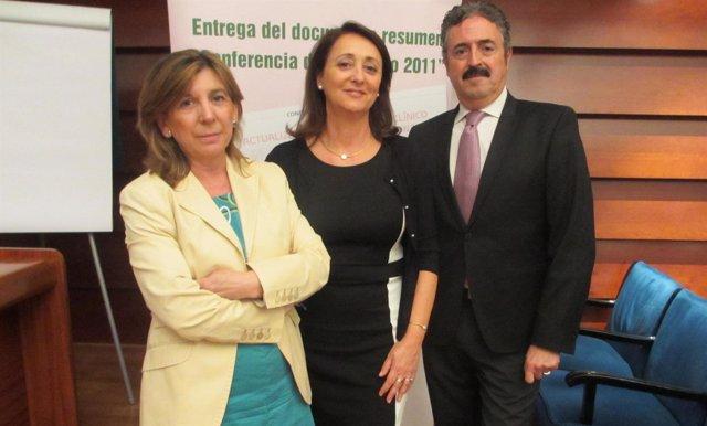 Presidenta De La FEC, Vicepresidenta De La SEC Y Portavoz De La FEC