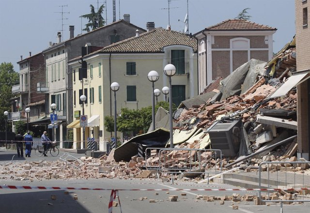 Un Nuevo Terremoto Sacude El Norte De Italia