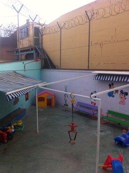 Las cárcel de mujeres de Wad-Ras (Barcelona)