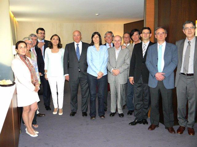 Jurado De Los Premios De Investigación Biomédica Del Banco Sabadell