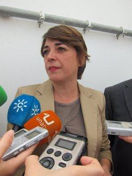 Elena Cortés, Consejera De Vivienda Y Fomento