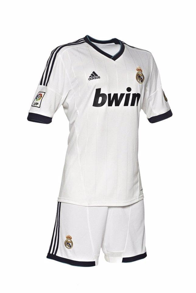 Camiseta Real Madrid 2012/2013