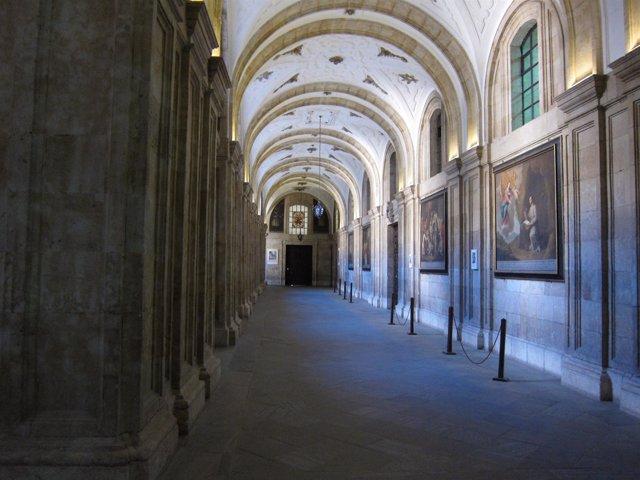 Sede De La Universidad Pontificia De Salamanca