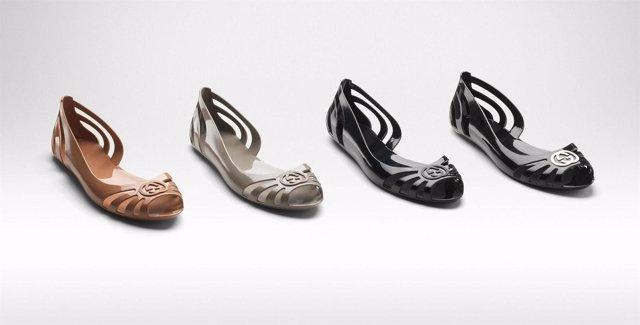 Nuevo calzado ecológico de Gucci