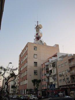 Antena De Telefonía