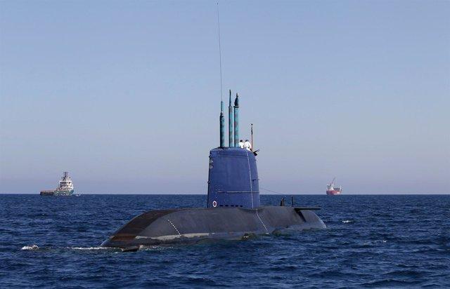 Submarinos Israelíes