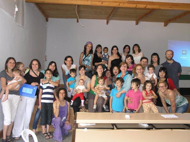 Participantes Jornadas Lactancia Materna