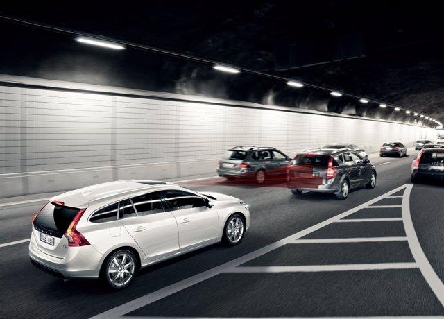 Sistemas De Seguridad De Volvo