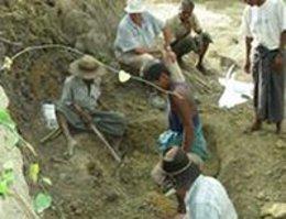 Excavaciones De Antropoides