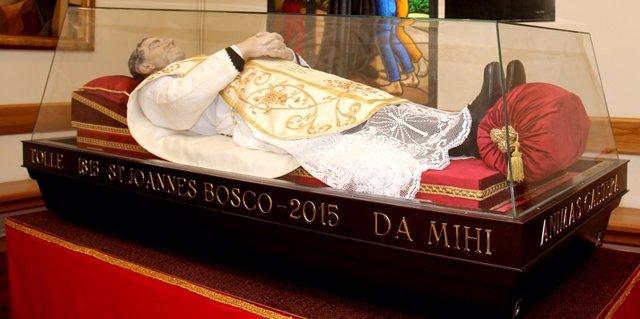 Reliquias De San Juan El Bosco