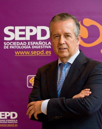 Miguel Muñoz-Navas, nuevo presidente de la Sociedad Española de Patología Digestiva