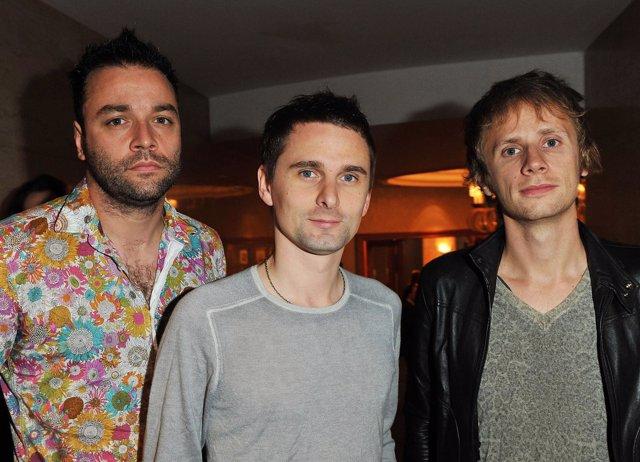 La banda británica de rock alternativo, Muse