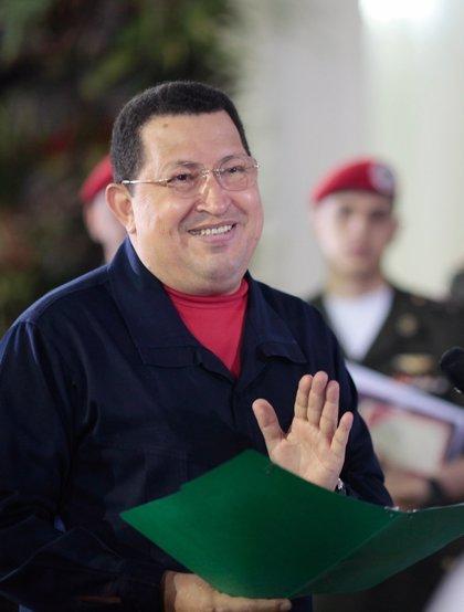 Venezuela.- Chávez inscribirá el próximo lunes su candidatura a la Presidencia