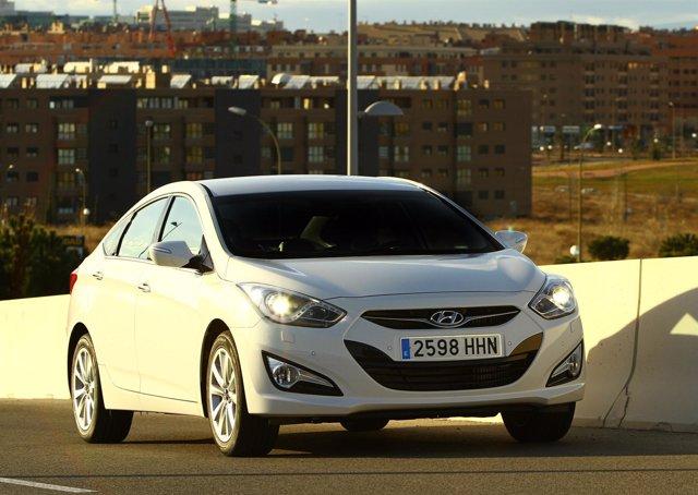 Hyundai I40 Sedán