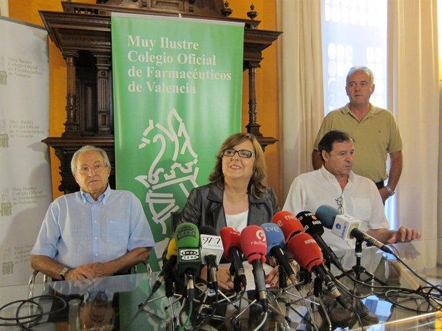 Rueda De Prensa De La Presidenta Del MICOF