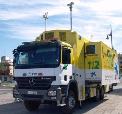 Extremadura.- 2.500 extremeños conocen el funcionamiento del Centro de Urgencias y Emergencias 112 durante este curso