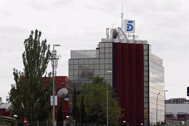 Edificio De Telecinco
