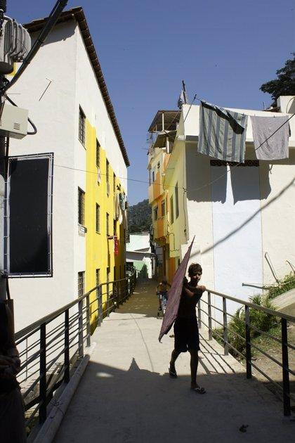 La regeneración de las favelas de Río de Janeiro gana el premio City to City del FAD