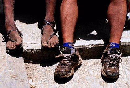 El nuevo reto deportivo-solidario del segoviano Luis Alonso apoyará a los corredores indios rarámuri de México
