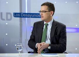 """Basagoiti cree que Eguiguren deja con sus declaraciones al PP como """"única alternativa autonomista y de convivencia"""""""