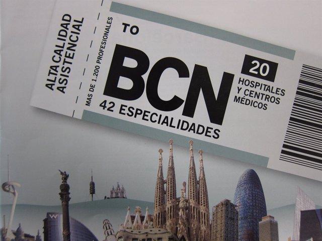 Barcelona Centre Mèdic (BCM), turismo médico
