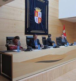 El Consejero De Sanidad Presenta Los Presupuestos De 2012 En Las Cortes