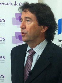 El Director De La Patronal Aces, Lluís Monset