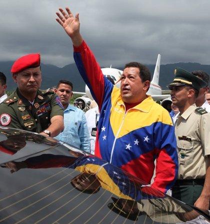 Venezuela.- Chávez inscribirá hoy su candidatura a las elecciones presidenciales en busca de una nueva reelección