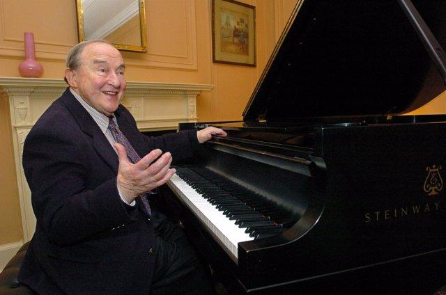 El pianista y pedagogo Menahem Pressler