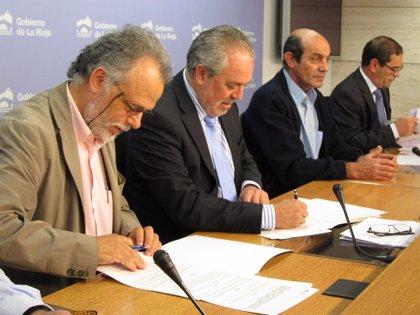 Salud financia con 30.000? actividades de Federación Riojana de Asociaciones de Alcohólicos Rehabilitados