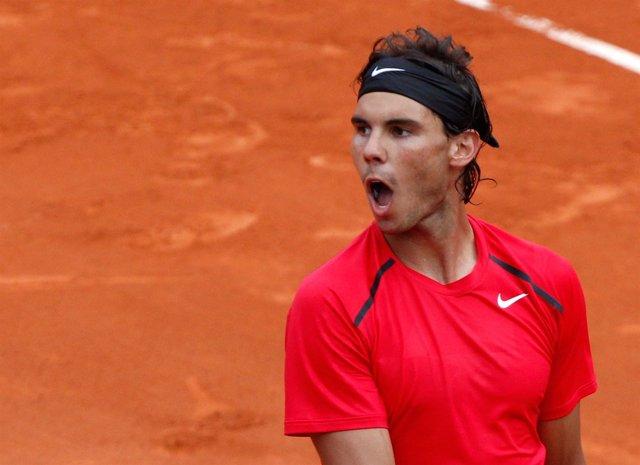 Nadal Accede A Los Octavos De Final De Roland Garros