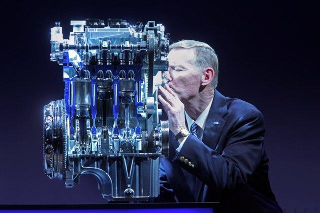 Motor Ford Ecoboost 1.0