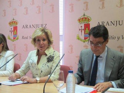 """Aguirre se compromete a """"ajustar"""" la bajada de sueldo de los médicos para que no sea superior al 3,3 por ciento"""
