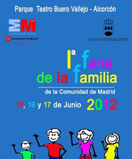 Arranca la I Feria de la Familia en la Comunidad de Madrid