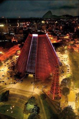 Ciudad Iluminada Tecnología LED