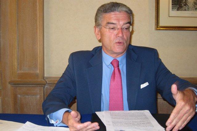 Juan Jordano, Director General Corporativo De Eulen