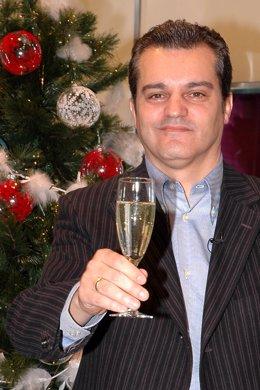Ramón García es el espíritu de la Navidad
