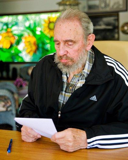 Cuba.- Fidel Castro cambia los largos escritos por breves 'Reflexiones' sin contenido político