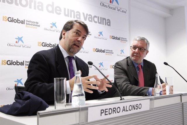 Pedro Alonso Director De Isglobal