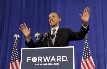 Obama aventaja en 13 puntos a Romney de cara a las elecciones presidenciales