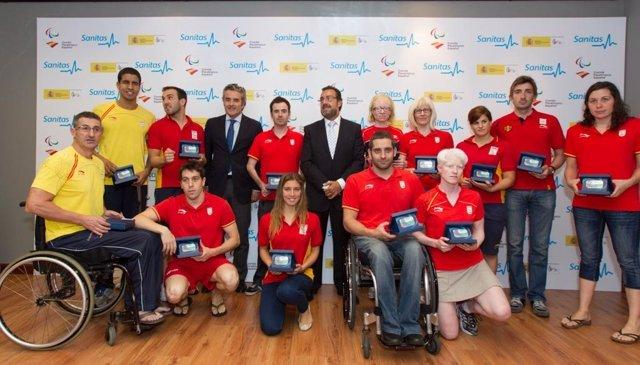 Equipo Paralímpico Español