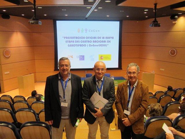 Presentación Nueva Etapa Del CEGEN Y El ISCIII
