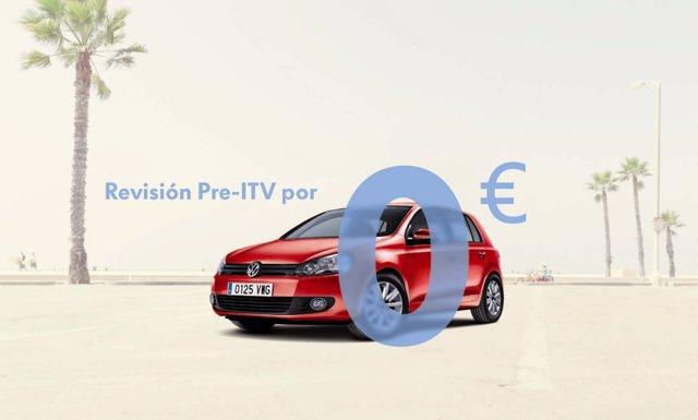Volkswagen Revisión Gratuita Preitv