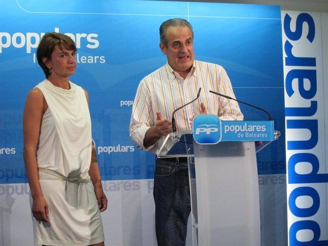 Portavoz Del PP, Miquel Ramis