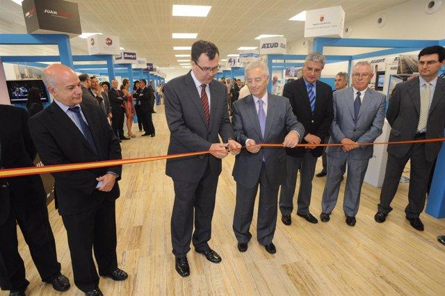 Inauguración Del I Salón Del Agua Del Mediterráneo