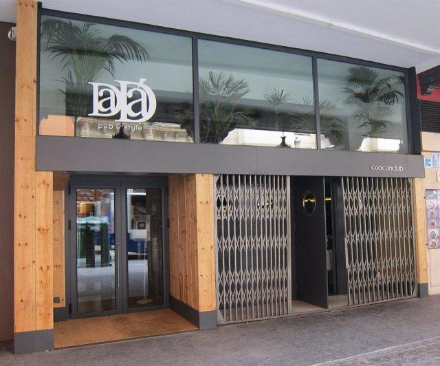 Entrada De Una Discoteca En Valladolid