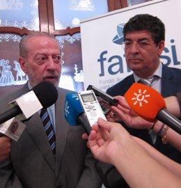 Diego Valderas Y Fernando Rodríguez Villalobos, Hoy Antes Los Medios