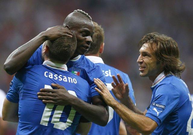 Italia Elimina A Alemania