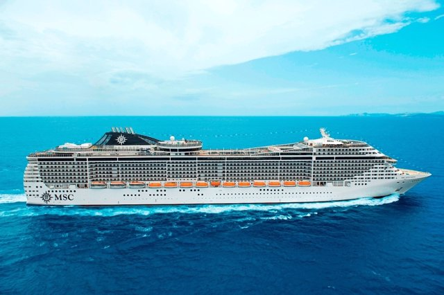 Barco De MSC Splendida De MSC Cruceros